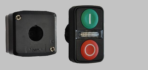 Przyciski, przełączniki i lampki seria XB5