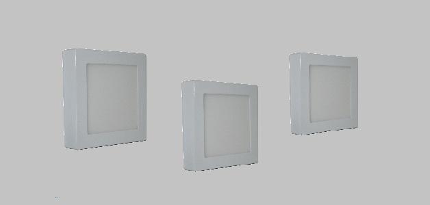 Tanie oprawy, plafony LED