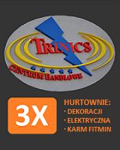 Trinics Koszalin – Sieć Hurtowni 3X – Hurtownia Elektryczna, Dekoracji i Karm Fitmin