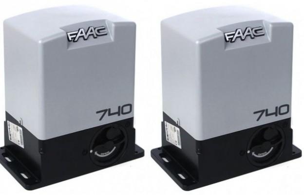 FAAC – Automatyka do bram – FAAC 740